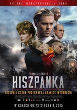 Movie poster Hiszpanka