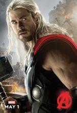 Plakat filmu Avengers: Czas Ultrona