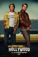 Movie poster Pewnego razu... w Hollywood