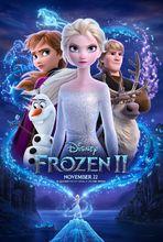 Plakat filmu Kraina Lodu II