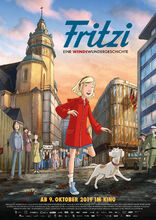 Plakat filmu Fritzi - przyjaźń bez granic