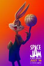 Movie poster Kosmiczny mecz: Nowa era