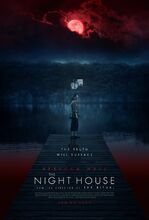 Plakat filmu Dom nocny