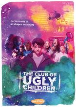 Movie poster Klub brzydkich dzieci