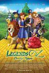 Plakat filmu Czarnoksiężnik z Oz: Powrót Dorotki
